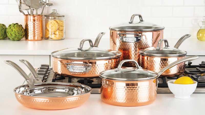 Best Copper Cookware Sets