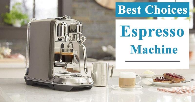 espresso machine brands