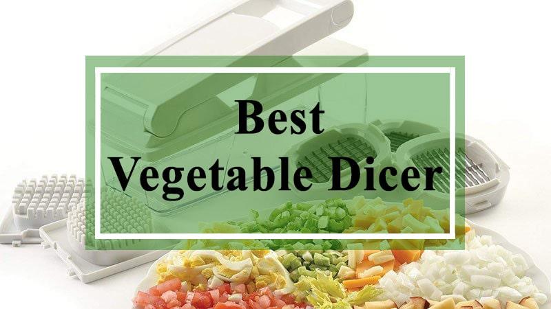 commercial vegetable dicer