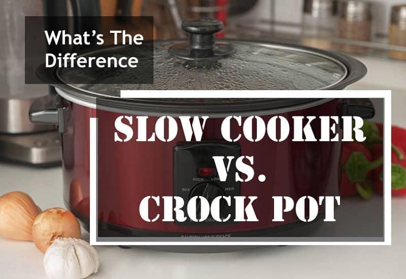 instant pot vs crock pot express